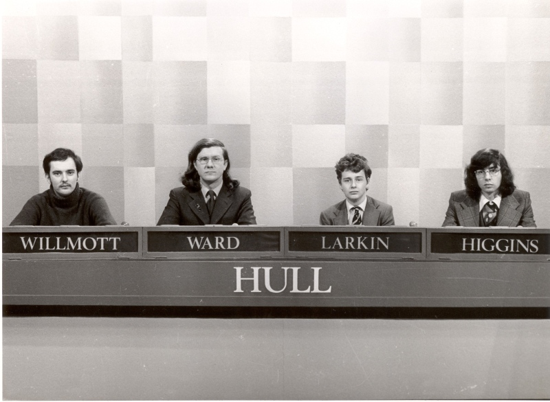 Hull University Challenge Throwback