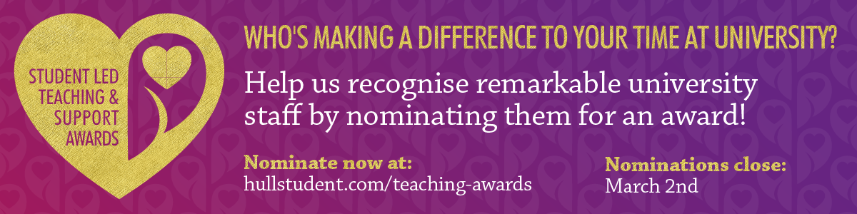 Student-Led Teaching & Support Awards