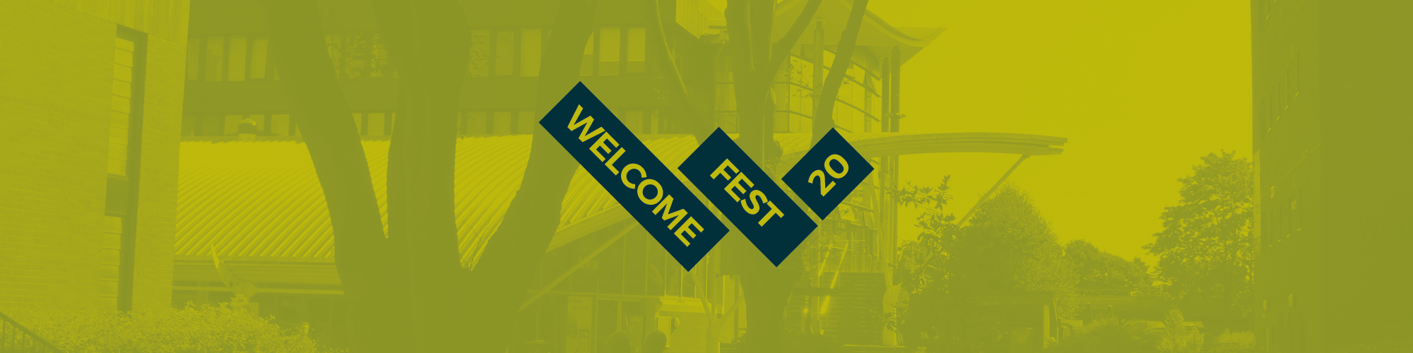 WelcomeFest Banner