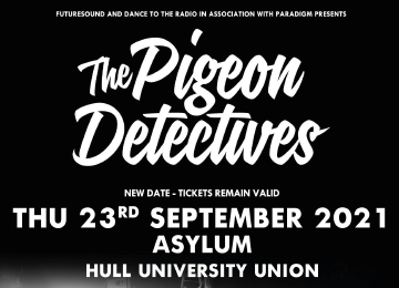 The Pigeon Detectives Event Thumbnail